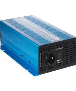 Sínusový menič napätia 12V na 230V, 1000W CARCLEVER 35psw1012