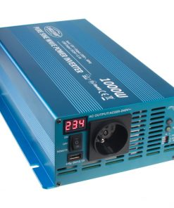Sínusový menič napätia 12V na 230V, 1000W CARCLEVER 35psw1012D
