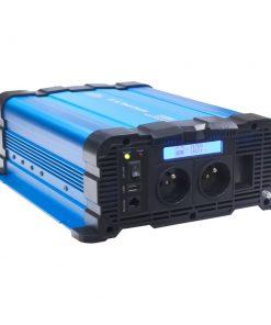 Sínusový menič napätia 12V na 230V, 1500W CARCLEVER 35psw1512DD