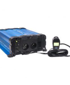Sínusový menič napätia 12V na 230V, 1500W CARCLEVER 35psw1512DR