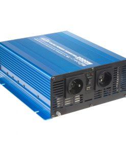 Sínusový menič napätia 24V na 230V, 1500W CARCLEVER 35psw2012