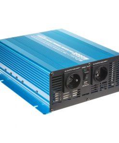 Sínusový menič napätia 24V na 230V, 2000W CARCLEVER 35psw2024
