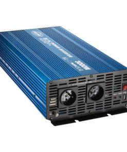 Sínusový menič napätia 24V na 230V, 3000W CARCLEVER 35psw3024