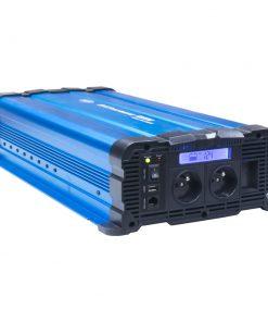 Sínusový menič napätia 12V na 230V, 4000W CARCLEVER 35psw4012DD