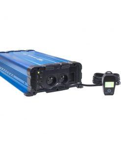 Sínusový menič napätia 12V na 230V, 4000W CARCLEVER 35psw4012DR