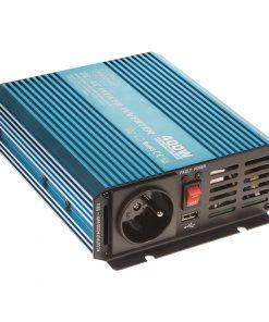 Sínusový menič napätia 24V na 230V, 400W CARCLEVER 35psw424