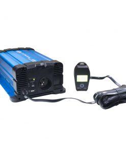 Sínusový menič napätia 12V na 230V, 600W CARCLEVER 35psw612DR