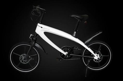 ANTIK SmartCity E-bicykel Light