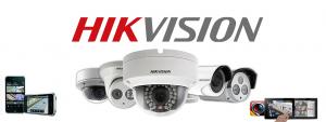 HIKVSISION bezpečnostné kamerové systémy