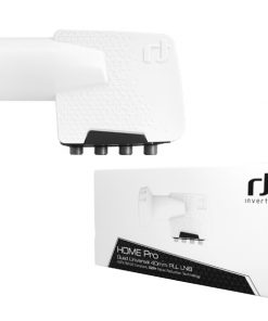 SAT konvertor LNB Inverto HOME Pro Quad