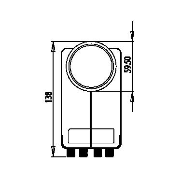 LNB INVERTO Black Ultra Quad