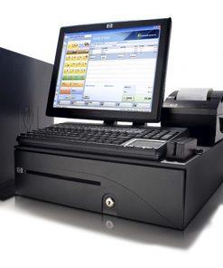 POS terminal POS pokladničný systém Vares