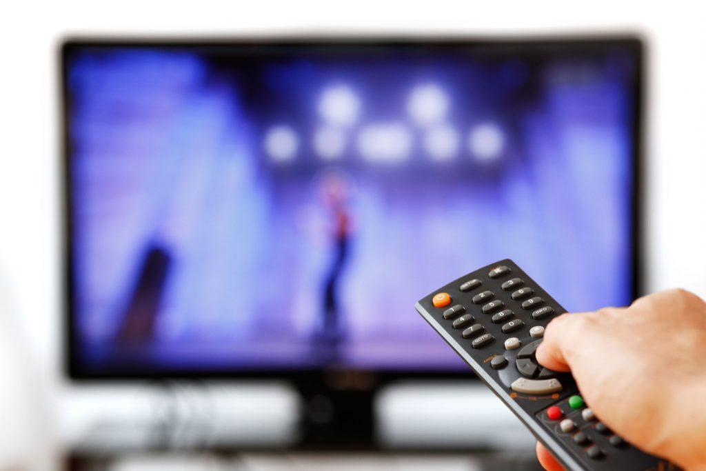 Digitálna televízia v obci Riečka