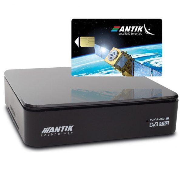 ANTIK Nano 3S + karta