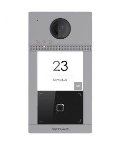 Videozvonček Dverná jednotka Hikvision DS-KV8113-WME1