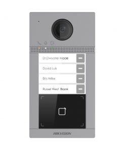 Videozvonček Dverná jednotka Hikvision DS-KV8413-WME1