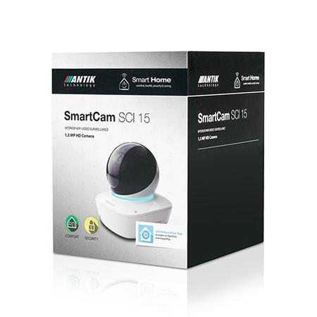 ANTIK SmartCAM SCI 15